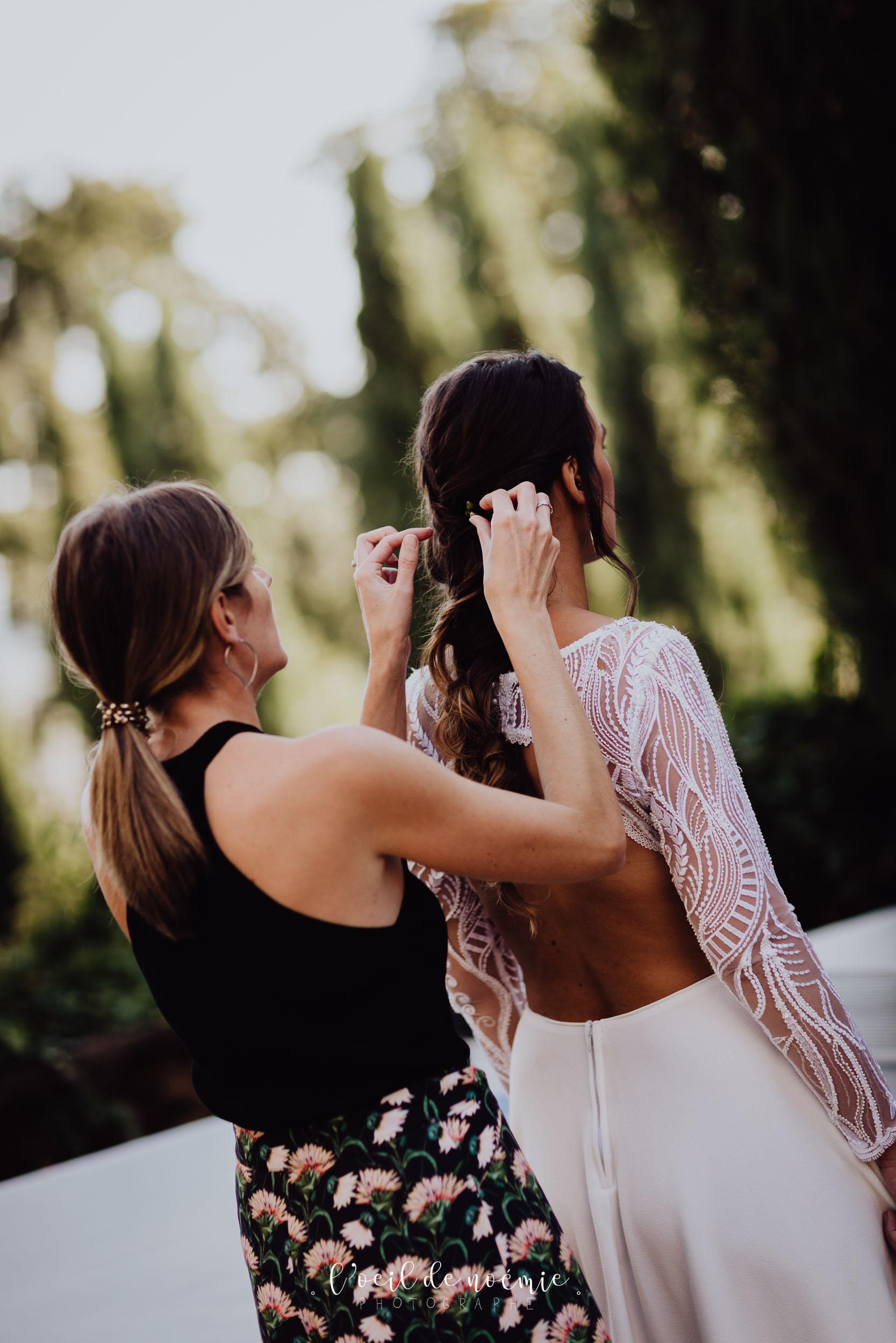 Robe de mariée - Noémie