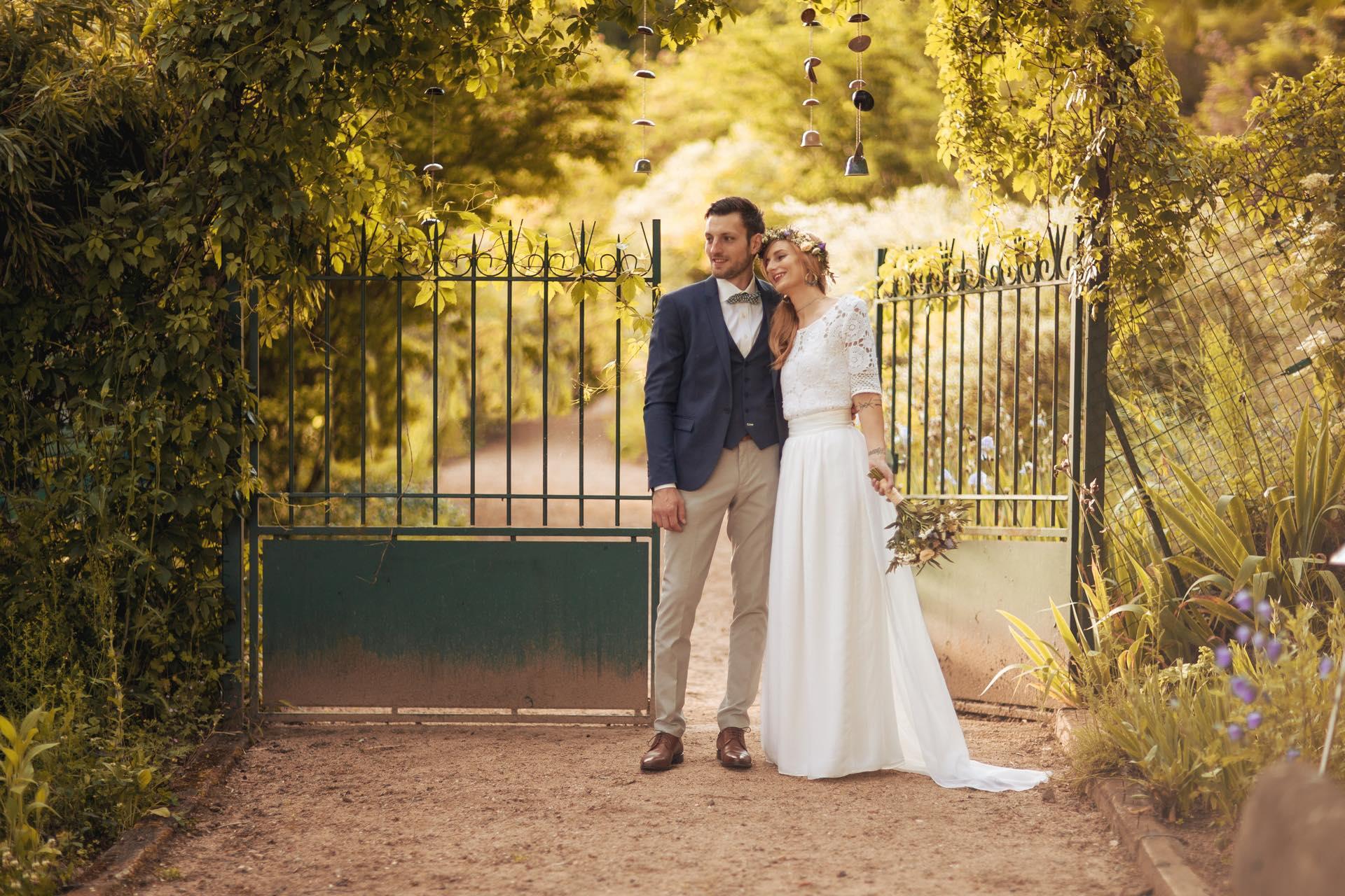 Robe de mariée - Candice