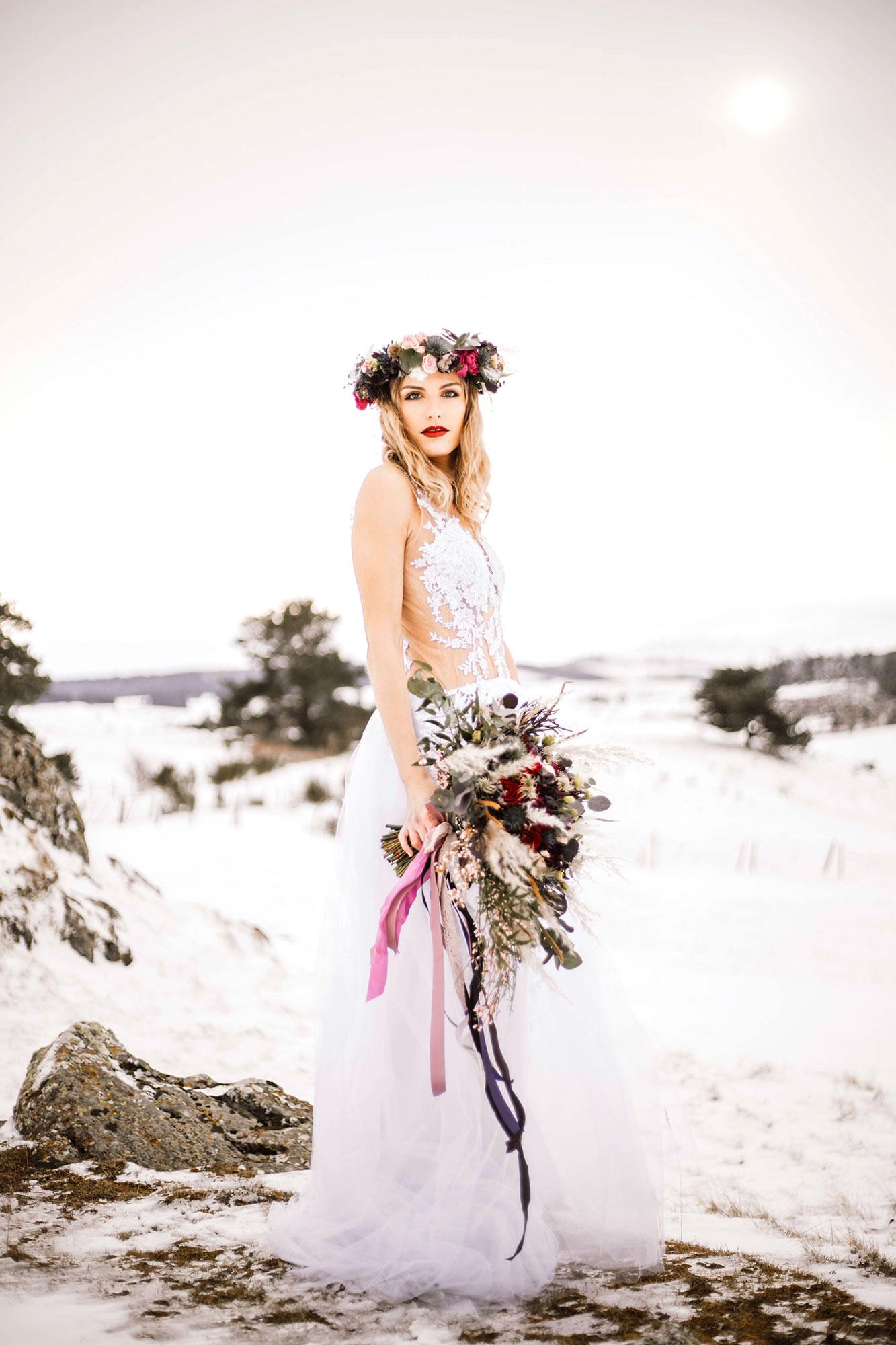 Robe de mariée - Julie