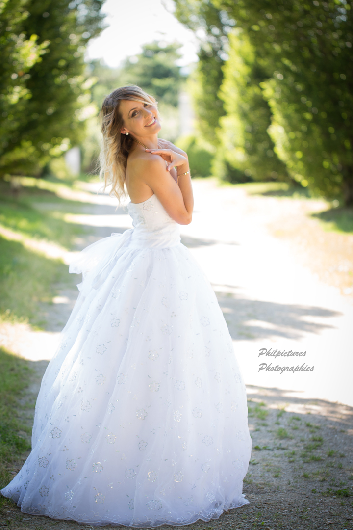 Robe de mariée - Marie
