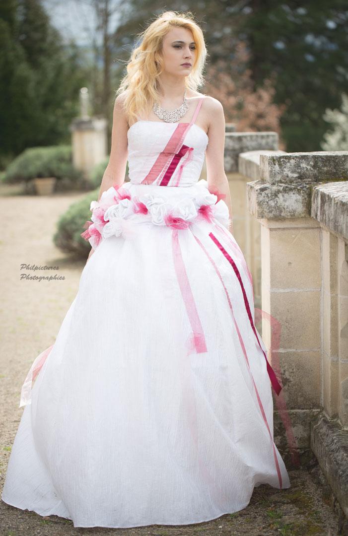 Robe de mariée - Angélique