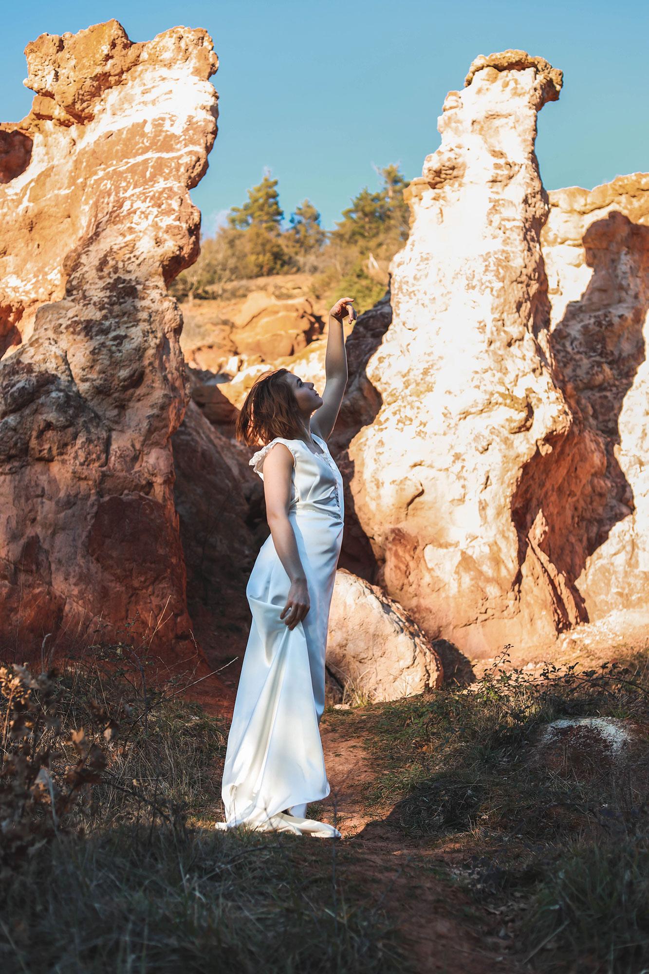 Robe de mariée - Laura