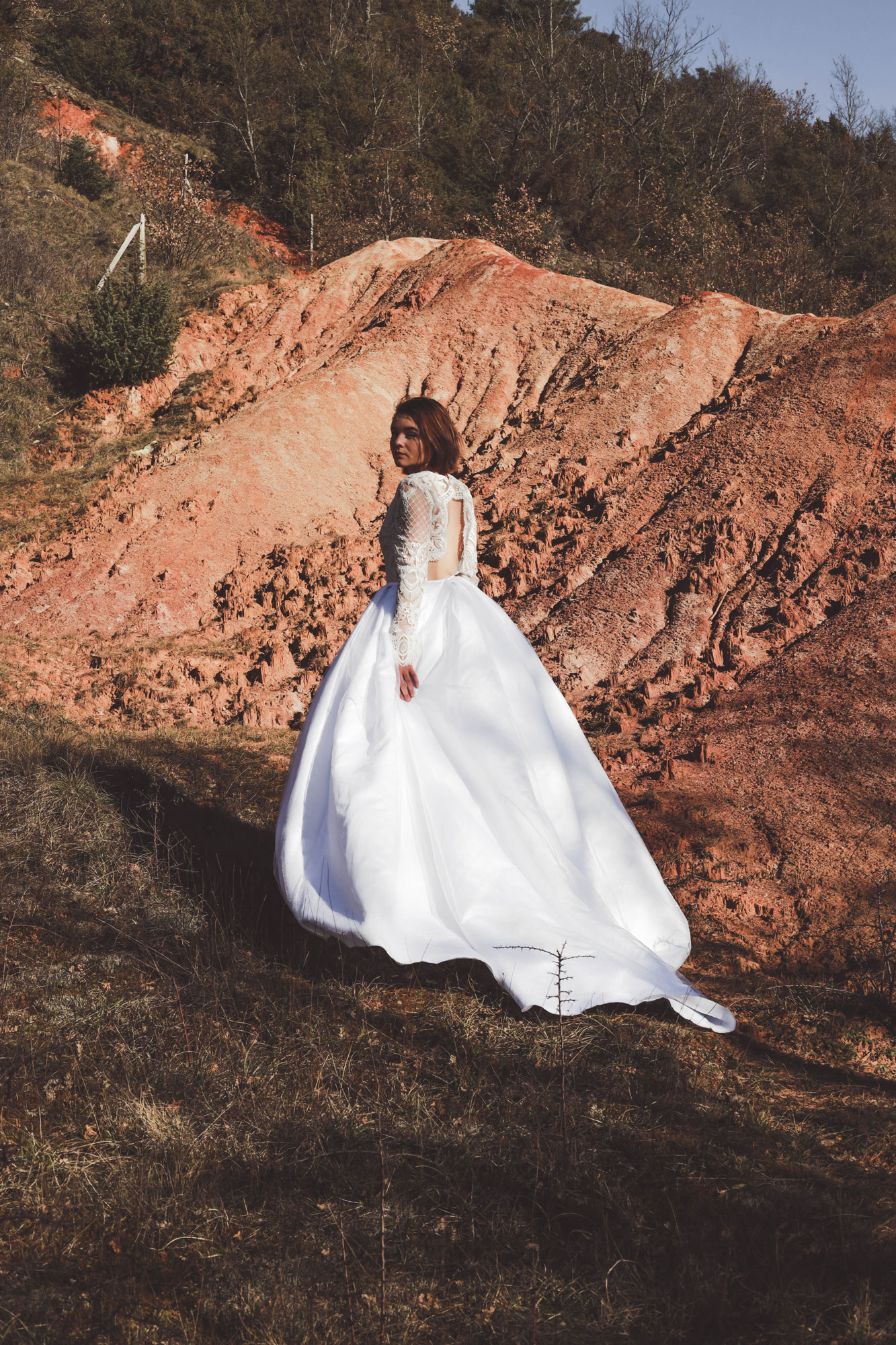 Robe de mariée - Léa