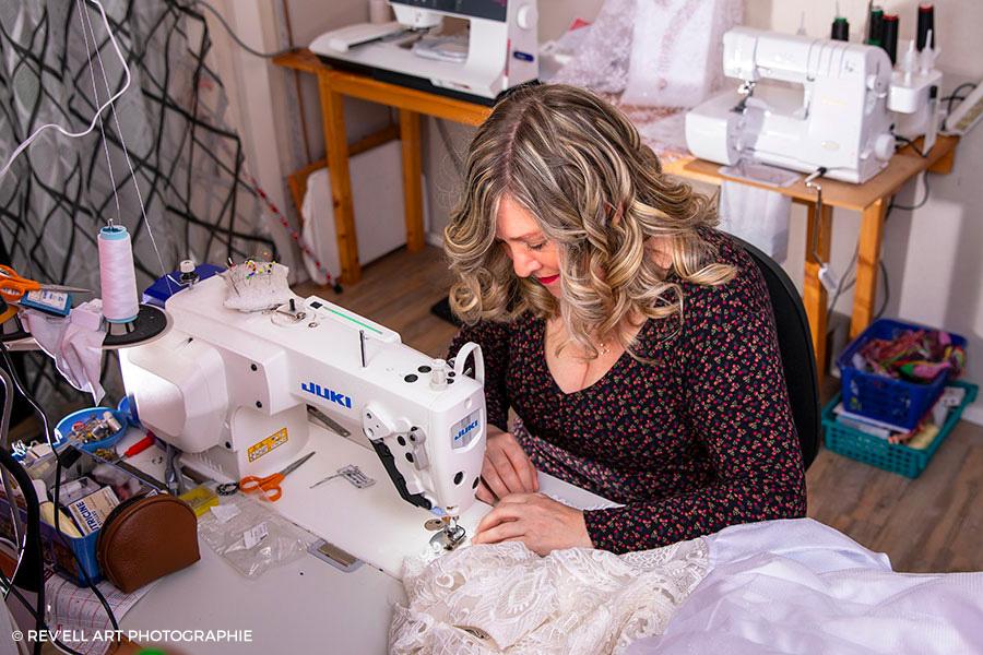 Couture - Au dé d'Argent